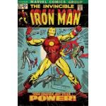 Poster IRON MAN - Birth Of  The Power