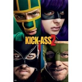 Poster KICK ASS - 2 Cast