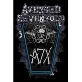 Poster AVENGED SEVENFOLD - Chain Coffin