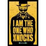 Poster BREAKING BAD - Who Knocks