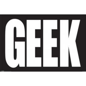 Poster FUN - Big Geek