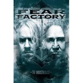 Poster FEAR FACTORY - The Industrialist
