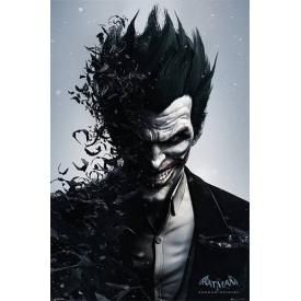 Poster THE JOKER - Arkham Origins