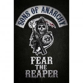 Poster SONS OF ANARCHY - Fear The Reaper