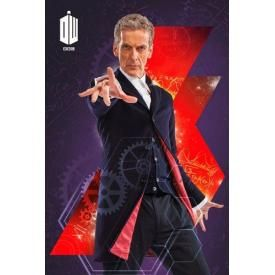 Poster DOCTOR WHO - 12th Doctor