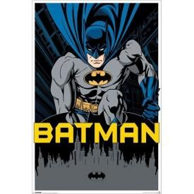 Poster BATMAN - City