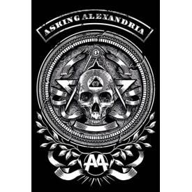 Poster ASKING ALEXANDRIA - Passion