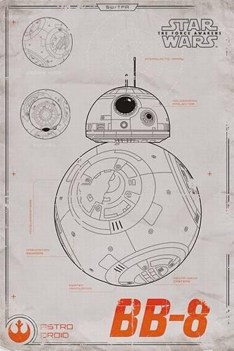 Image de Poster STAR WARS - BB-8