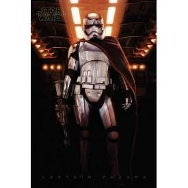 Poster STAR WARS - Captain Phasma
