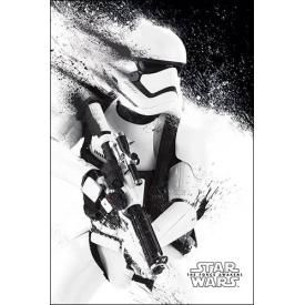 Poster STAR WARS - Stormtrooper Paint