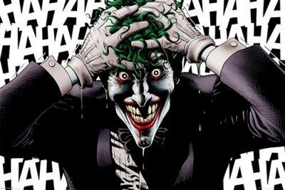 poster batman joker killing joke posters rock a gogo. Black Bedroom Furniture Sets. Home Design Ideas