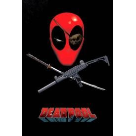 Poster DEADPOOL - Eyepatch