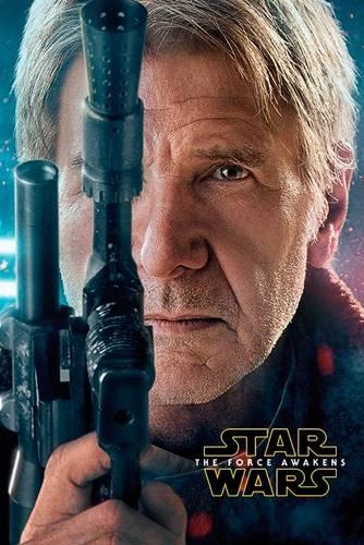 Image de Poster STAR WARS - Han Solo The Force Awakens