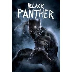 Poster CAPTAIN AMERICA - Black Panther