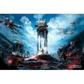 Poster STAR WARS - Battlefront