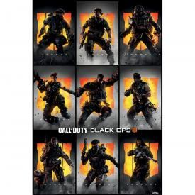 Poster CALL OF DUTY - Black Ops IIII