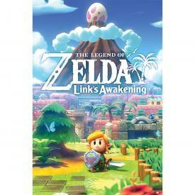 Poster ZELDA - Link's Awakening
