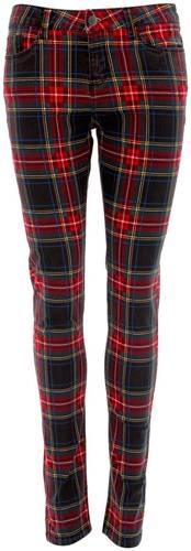 pantalon femme hell bunny black green tartan pantalons rock a gogo. Black Bedroom Furniture Sets. Home Design Ideas