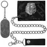 Portefeuille + Porte Clefs HALO - Goodies Pack