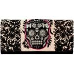 Portefeuille LOUNGEFLY - Lace Skulls