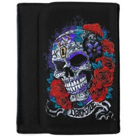 Portefeuille DARKSIDE - Mexican Skull