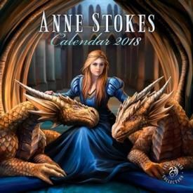Calendrier 2018 ANNE STOKES - Bringing Fantasy To Life