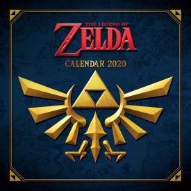 Calendrier 2020 NINTENDO - Zelda