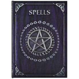 Cahier LUNA LAKOTA - Spell Book Purple