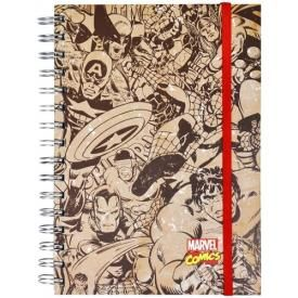 Cahier A5 MARVEL COMICS - Outline