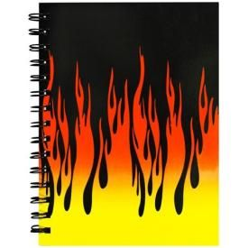 Cahier A5 - Flamming