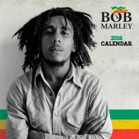 Calendrier 2016 BOB MARLEY - B&W Pictures