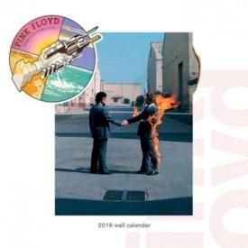Calendrier 2016 PINK FLOYD - Wish You Were Here
