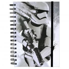 Cahier A5 STAR WARS - Stormtrooper