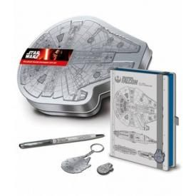 Coffret STAR WARS - Millennium Falcon Gift Box