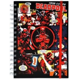 Cahier A5 DEADPOOL - Notebook
