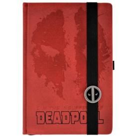 Cahier A5 DEADPOOL - Premium Notebook