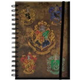 Cahier A5 HARRY POTTER - Notebook
