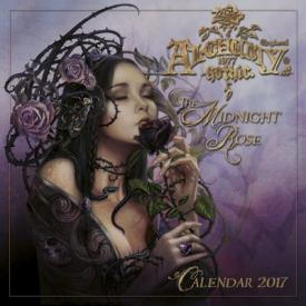 Calendrier 2017 ALCHEMY GOTHIC - The Midnight Rose