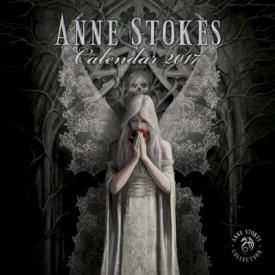 Calendrier 2017 ANNE STOKES - Gothic Fantasy