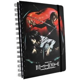 Cahier A5 DEATH NOTE - Apple