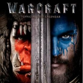 Calendrier 2017 WARCRAFT - Official Calendar