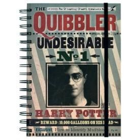 Cahier A5 HARRY POTTER - The Quibbler