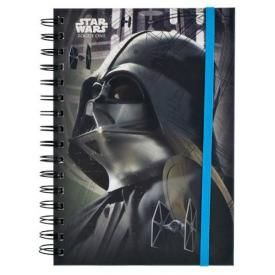 Cahier A5 STAR WARS - Rogue One Vader