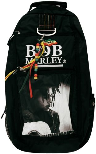 56a6ab4cb8 Sac à Dos BOB MARLEY - Guitar - Rock A Gogo