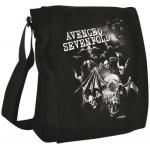 Sac Messenger AVENGED SEVENFOLD - Bat Skulls