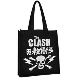 Sac Cabas THE CLASH - Skull