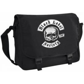 Sac Messenger BLACK LABEL SOCIETY - Skull Logo