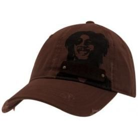 Casquette BOB MARLEY - One Love Brown