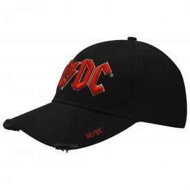 Casquette AC/DC - Red Logo Vintage