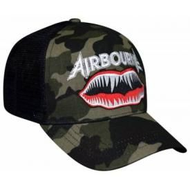 Casquette AIRBOURNE - Fighter Decals Trucker